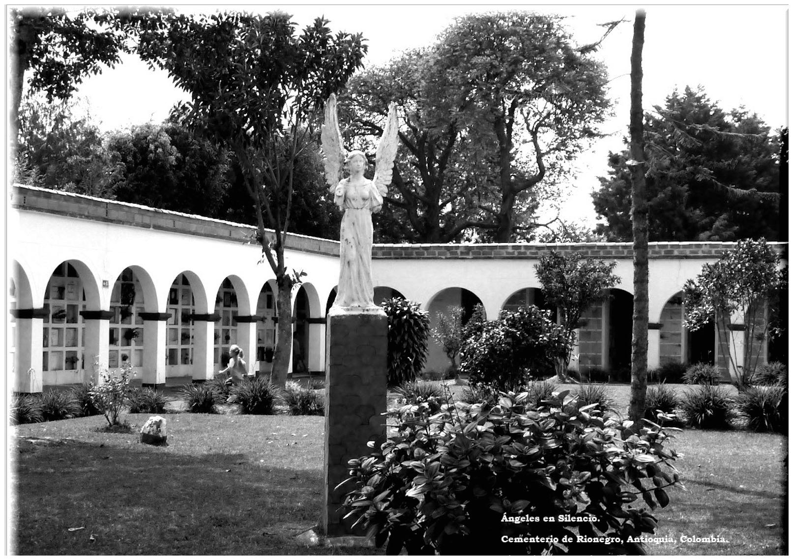 Cementerio de Rionegro, Antioquia, Colombia