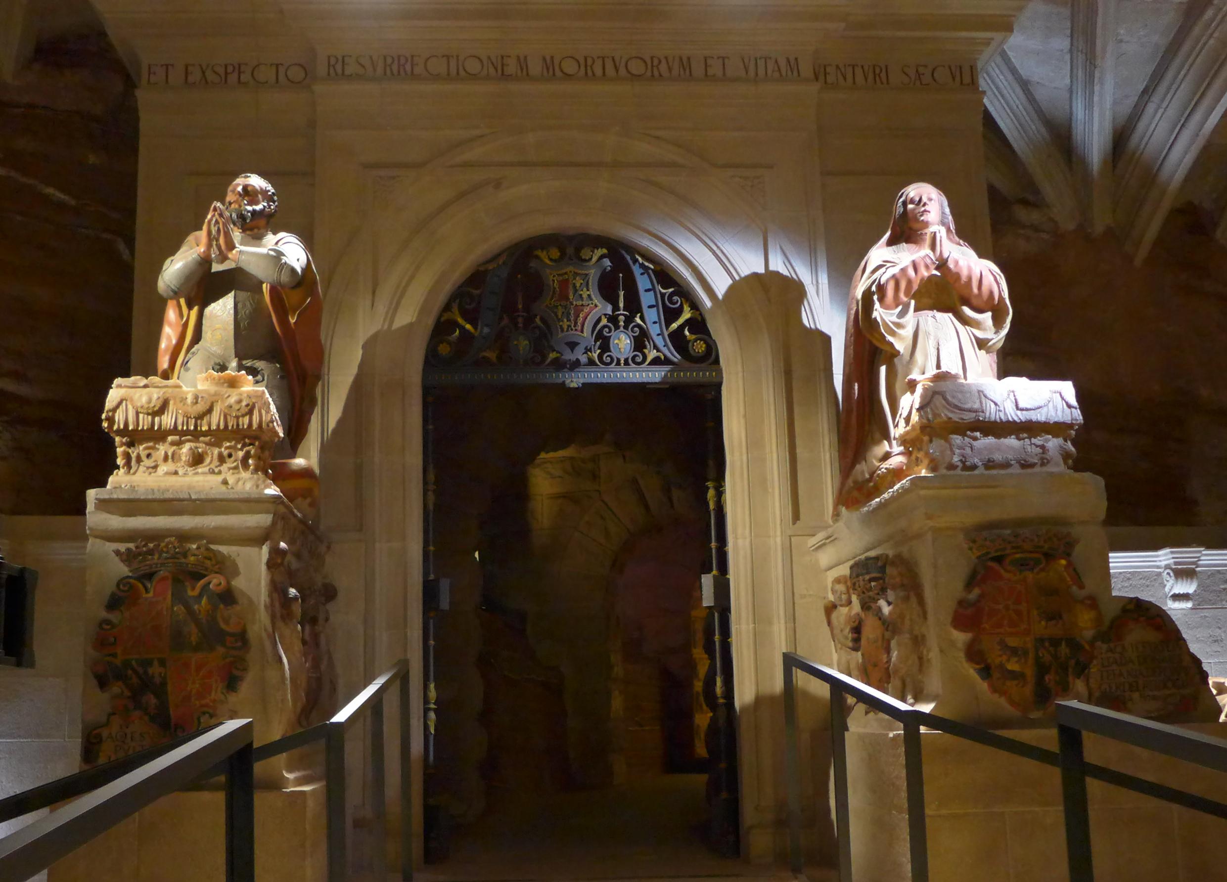 Monasterio de Santa María la Real de Nájera, II Parte.