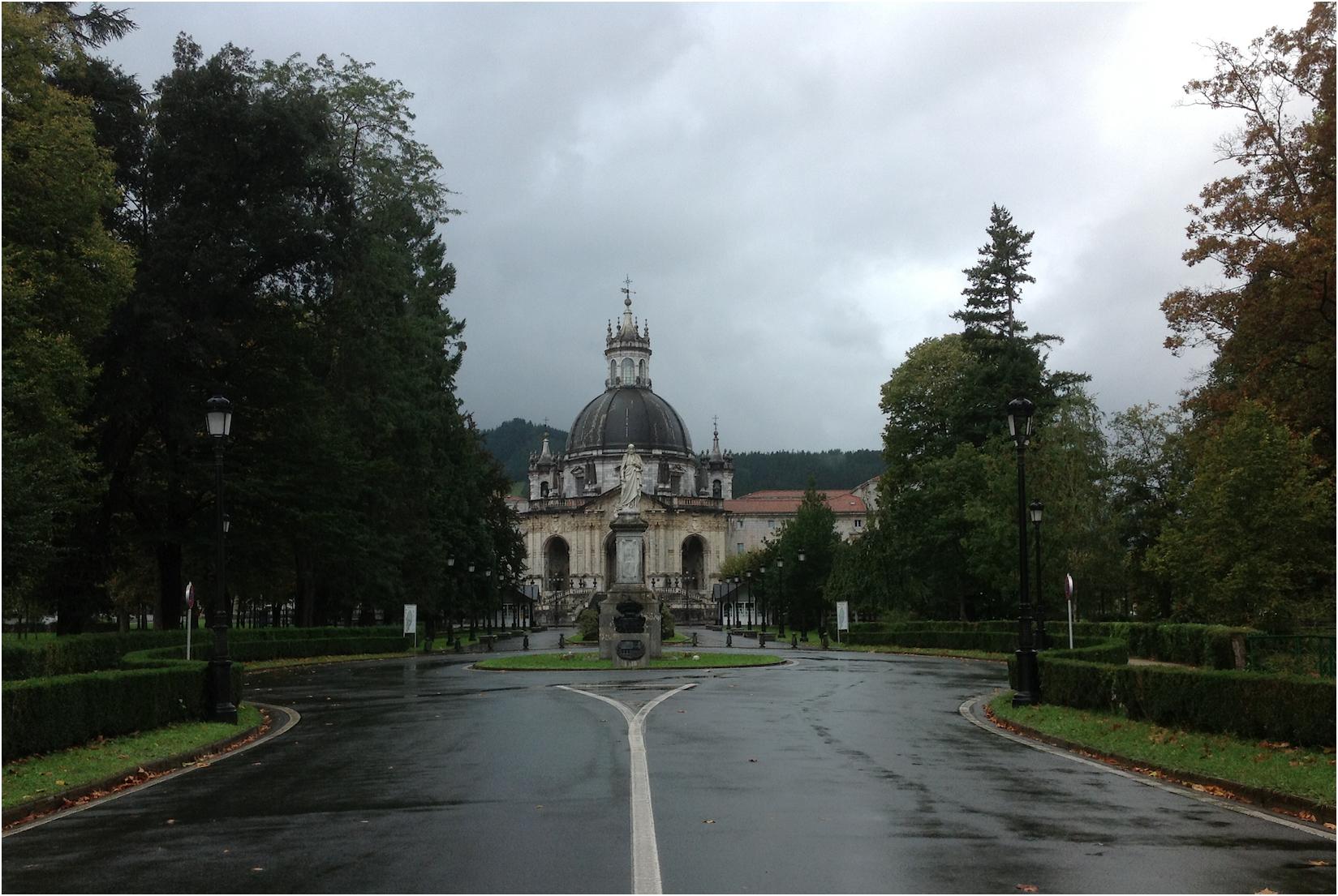 Visita a la Basílica de San Ignacio de Loyola